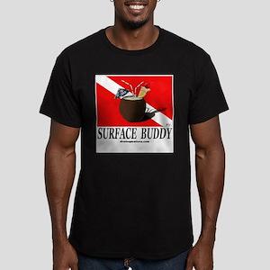 Surface Buddy T-shirt back T-Shirt