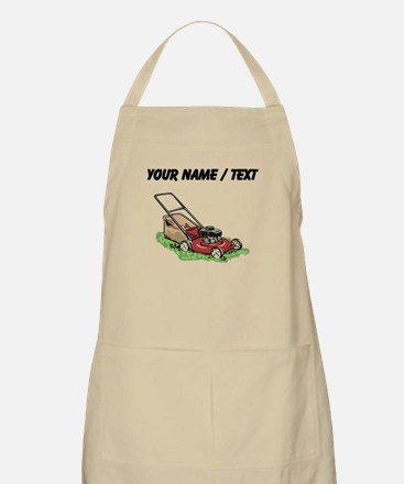 Custom Lawnmower Apron