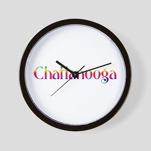 Chattanooga Wall Clock
