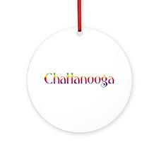 Chattanooga Ornament (Round)