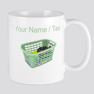 Custom Laundry Basket Mugs