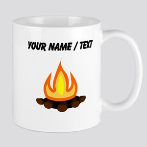 Custom Camp Fire Mugs