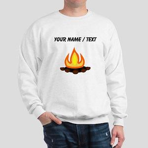 Custom Camp Fire Sweatshirt