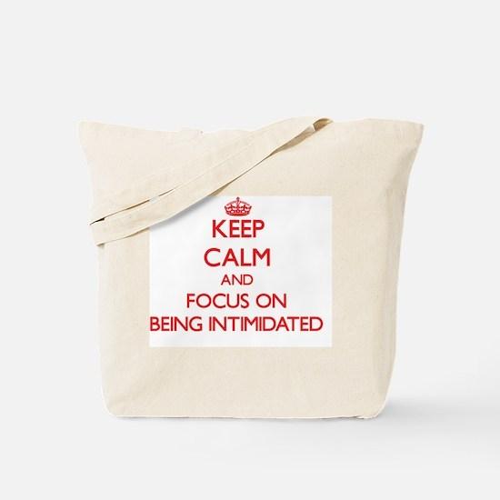 Unique Intimidating Tote Bag