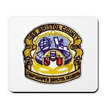 USS BRISTOL COUNTY Mousepad