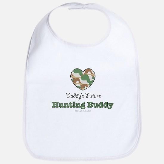 Daddy's Future Hunting Buddy Bib