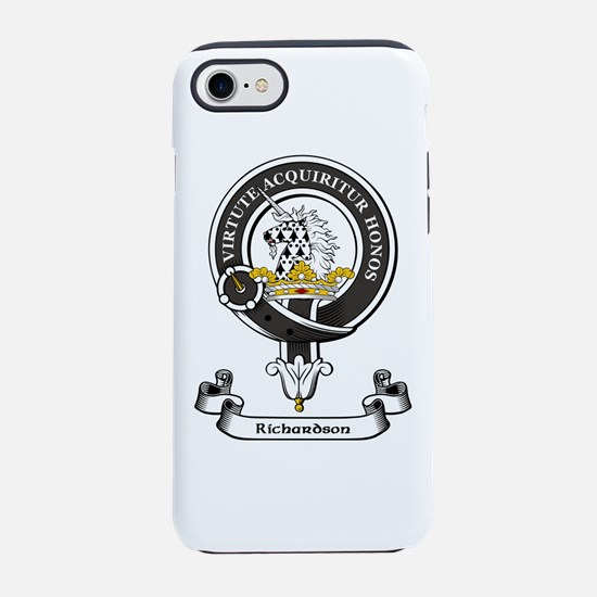 Badge-Richardson [Lord Cramond iPhone 7 Tough Case