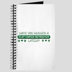 Hugged Flatcoat Journal