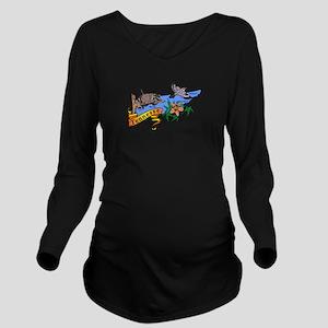 21314076 Long Sleeve Maternity T-Shirt