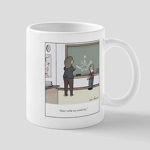 Creative Math 11 oz Ceramic Mug