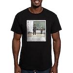 Creative Math Men's Fitted T-Shirt (dark)