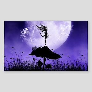 Fairy Silhouette 2 Sticker