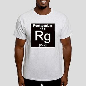 111. Roentgenium Light T-Shirt