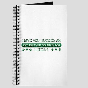Hugged Entlebucher Journal