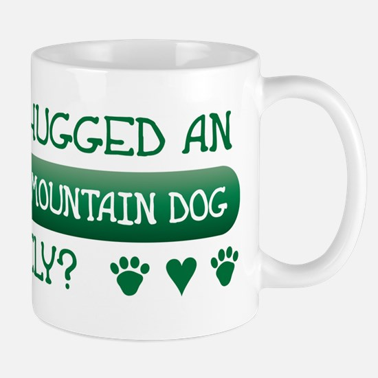 Hugged Entlebucher Mug