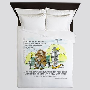 Aqualung, My Ex-Friend Queen Duvet