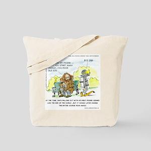 Aqualung, My Ex-Friend Tote Bag