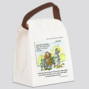 Aqualung, My Ex-Friend Canvas Lunch Bag