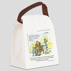 Aqualung, My Ex-Friend Canvas Lunch Bag