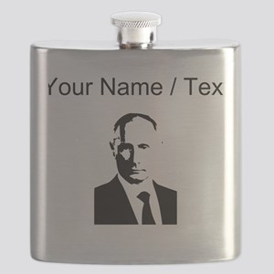 Custom Vladimir Putin Flask