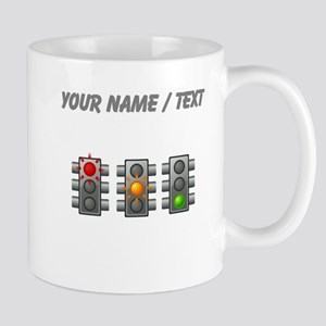 Custom Traffic Lights Mugs