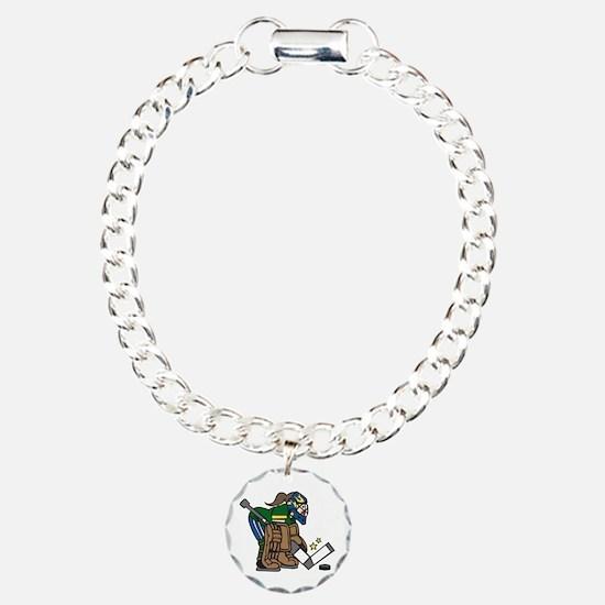 Goalie Girl Bracelet