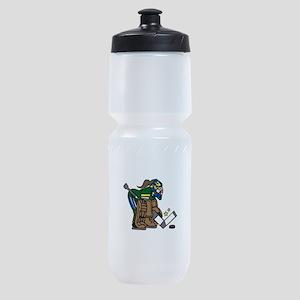 Goalie Girl Sports Bottle