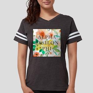 Alpha Epsilon Phi Floral Womens Football Shirt