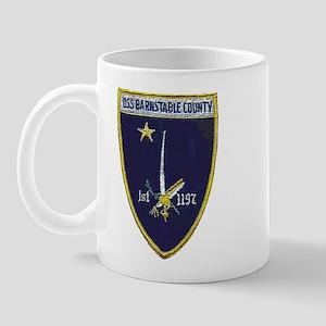 USS BARNSTABLE COUNTY Mug