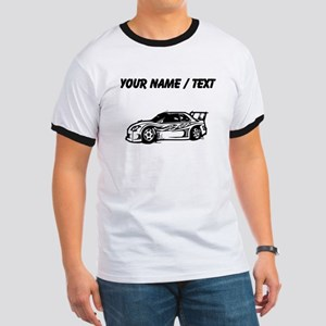 Custom Race Car T-Shirt