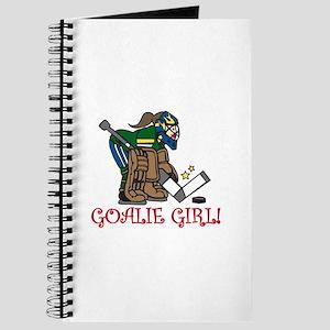 Goalie Girl Journal