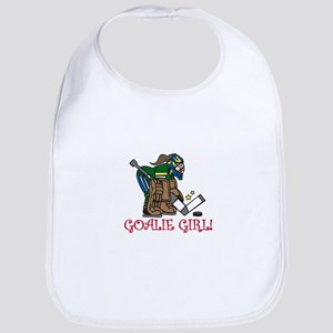 Goalie Girl Bib