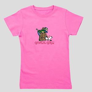 Goalie Girl Girl's Tee