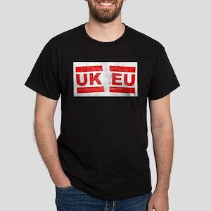 Brexit Split Stamp T-Shirt