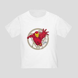 Iron Man Repulsor Toddler T-Shirt