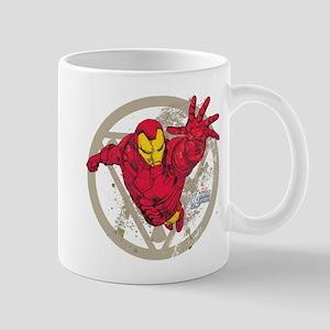 Iron Man Repulsor Mug