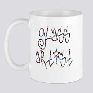Glass Artist Mug