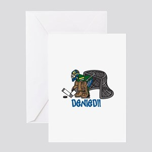 Denied Greeting Cards