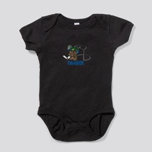 Denied Baby Bodysuit