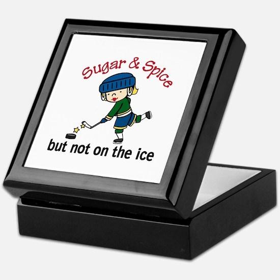 Sugar & Spice Keepsake Box