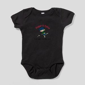 Sugar & Spice Baby Bodysuit