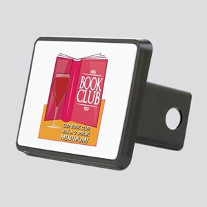 Our Book Club Hitch Cover