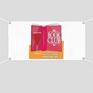 Our Book Club Banner