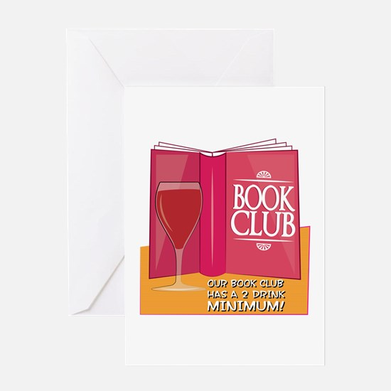 Our Book Club Greeting Cards