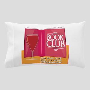 Our Book Club Pillow Case