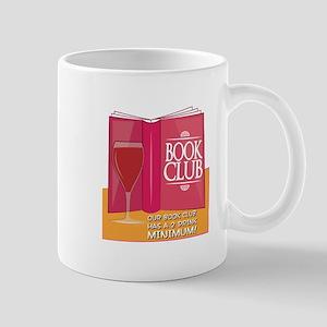 Our Book Club Mugs