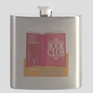 Wine Pairs Best Flask