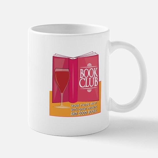 Wine Pairs Best Mugs