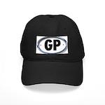 European GP Plate Black Cap