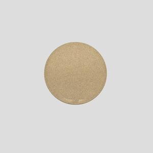 Cardboard Tan Brown Texture Mini Button